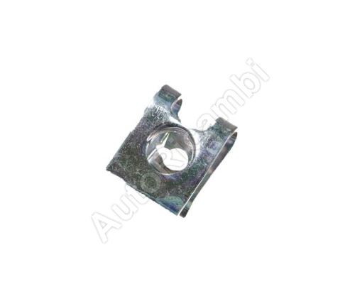 Clamp for cover under the engine Fiat Ducato 250 2014> nut