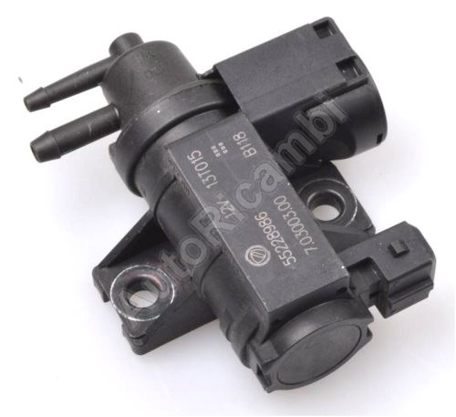 Turbocharger valve Fiat Ducato 2006/11/14-, Doblo 2010/15- 1,3/1,6/1,9/2,0/2,3/3,0 JTD