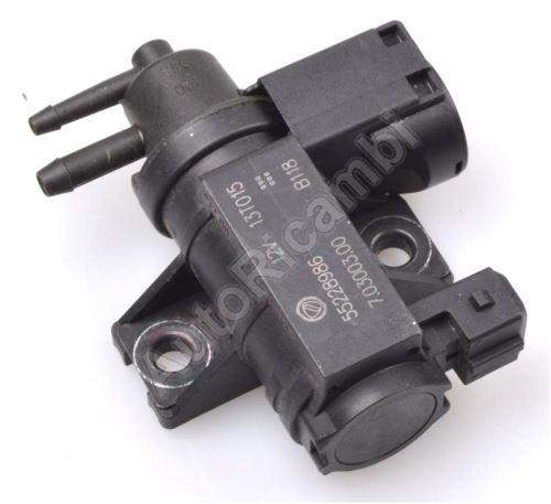Ventil ovládania turba Fiat Ducato 2006/11/14-, Doblo 2010/15- 1,3/1,6/1,9/2,0/2,3/3,0 JTD