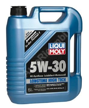 Liqui Moly 1137 motorový olej 5W-30, Longtime High Tech, 5l