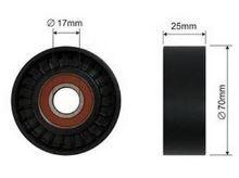 Alternator belt pulley Iveco Daily, Fiat Ducato 250/2014> 3,0 JTD tensioner - solo bearing