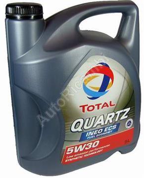 Engine oil Total Ineo ECS 5W40 1l