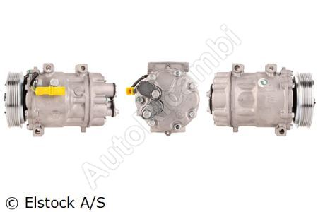 Komresor klimatizácie Fiat Scudo 07> 2,0JTD do  03/2010