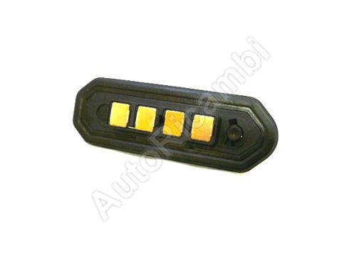 Kontakt posuvných dverí Fiat Ducato 250 pevný 4-kontakty