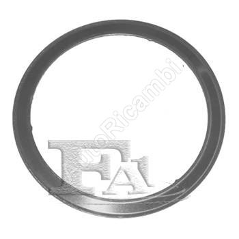 Exhaust gasket Fiat Ducato 2016> 2,0l between turbo and DPF (o-ring)