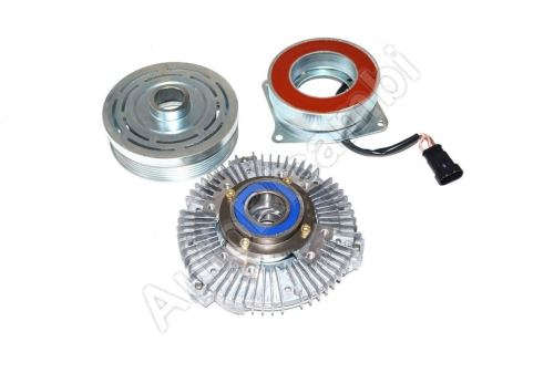 Electromagnetic clutch fan Iveco Daily 2012 3,0 - 3 pin