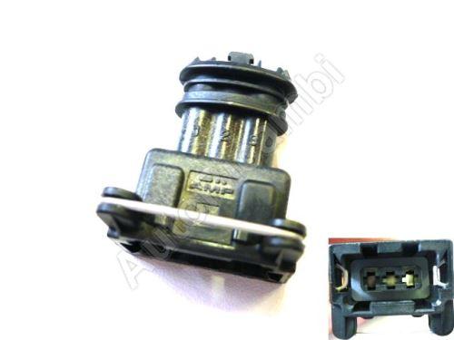 Konektor hranatý 3 pinový