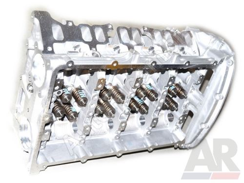 Cylinder Head Fiat Ducato 2,2 74kW with valves