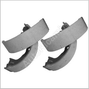 Handbrake shoes Iveco Daily 35C, 50C from Axle No.
