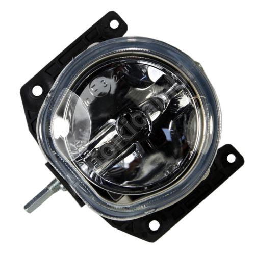 Fog lamp Fiat Fiorino 2007> front, H1 L=P- with frame