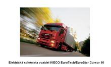 Elektrické schémy Iveco EuroTech/EuroStar Cursor 10 (PDF)