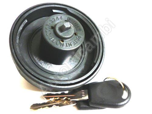 Uzáver nádrže Iveco EuroCargo do 2002 + 2 kľúče