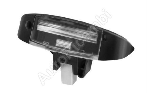 Osvetlenie ŠPZ Fiat Ducato 230/244 Ľ = P (nie valník)