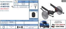 Doplnkové pruženie Iveco Daily 2014 29-35L/S-10-18