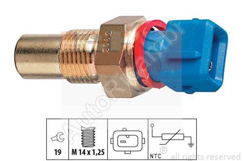 Water temperature sensor Fiat Ducato 230 1.9