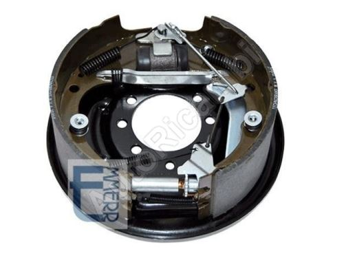 Brake kit Iveco TurboDaily 35-10 - left rear
