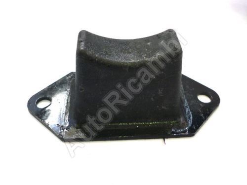 Rear axle bump stop Iveco Daily 35C, 50C rectangle