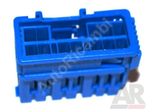 Konektor Iveco Daily 2000 modrý do el. centrály svetiel
