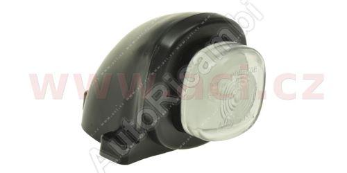 obrysové světlo bílé LED s držákem 12/24V TRUCK  L=P