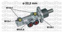 Hlavný brzdový valec Fiat Doblo 2000-05 bez ABS 22mm