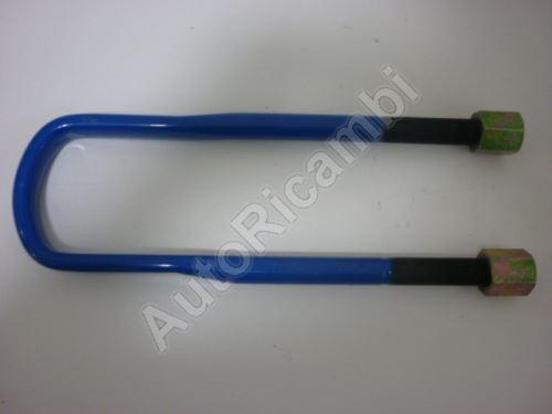 Strmeň pera Iveco Trakker 8-list M24x1,5 x 102 x 420