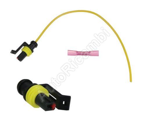 Konektor 1-pin Fiat Ducato 250 - brzdová signalizácia (obal dutiniek)