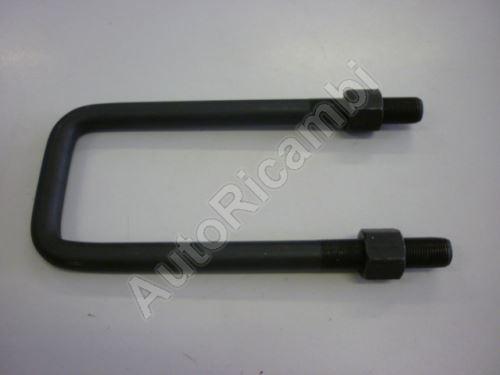 Strmeň pera Iveco EuroCargo 120 M18x225x80 predné pero dlhý
