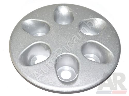 Wheel trim Iveco Daily 2006 35S- silver