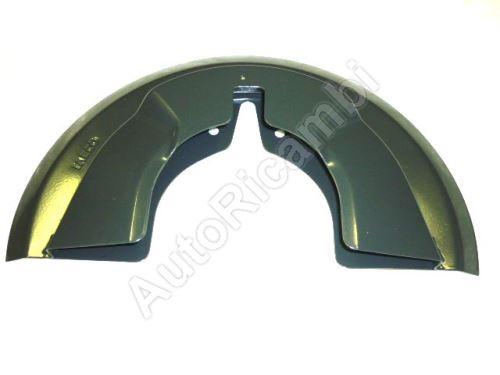 Brake disc cover Iveco EuroCargo 100E, rear with ABS