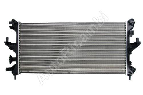 A/C condenser Fiat Ducato 250 2.3JTD / 3.0JTD /Jumper 2,2