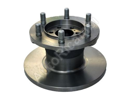 Brake disc Iveco TurboDaily 35-12 front
