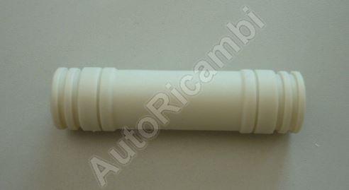 Trubka vodnej pumpy Iveco TurboDaily 2,5  L=80 mm