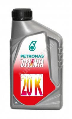Engine oil Selénia 20K 10W-40, 1L