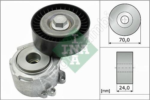 Drive belt tensioner Fiat Ducato 244 2,0 JTD without A/C