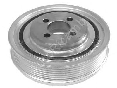 Crankshaft Pulley Iveco Daily, Fiat Ducato 2,3 without A/C