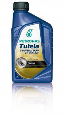 Transmission oil Tutela ZC75, 75W80